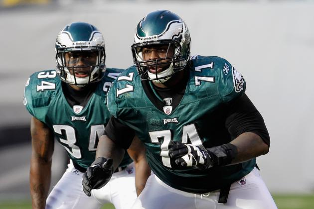 Offseason Power Rankings for Every Player on Philadelphia Eagles Roster