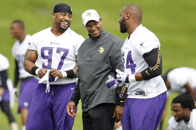 Offseason Power Rankings for Every Player on Minnesota Vikings' Roster