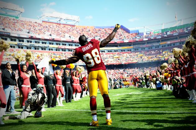 Offseason Power Rankings for Every Player on the Washington Redskins