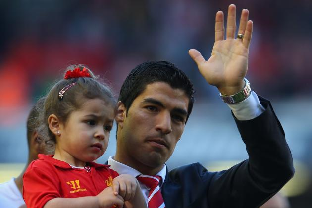 Making a Case for Liverpool Selling Luis Suarez This Summer