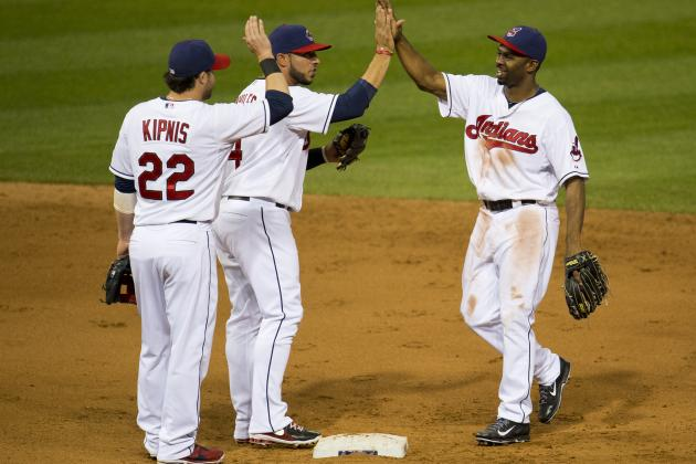 Cleveland Indians Grades for Every Player in May
