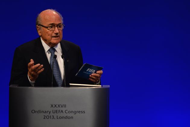 Sepp Blatter's Most Embarrassing Outbursts