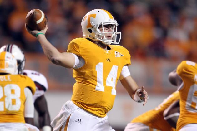 SEC Football: 10 Weakest Depth Charts in the Conference
