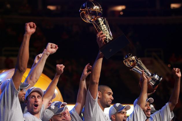 NBA Finals: Most Underrated Dynasties in Sports History