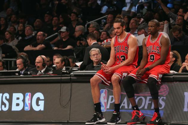 Final Grades for Every Chicago Bulls Starter in 2012-13