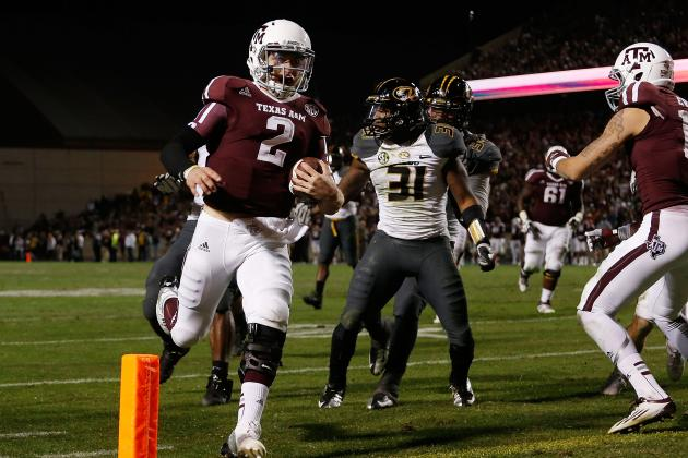 Texas A&M Football: Over/Under 2013 Win Total Predictions for Aggies