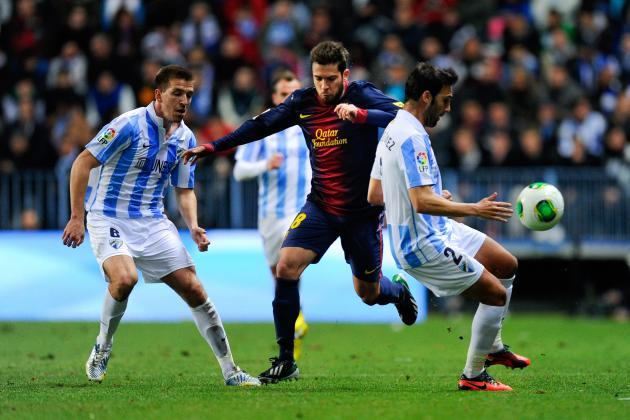 Barcelona 4-1 Malaga: 5 Things We Learned from Last Game of the Season