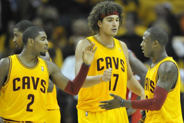 Power Ranking Every Cleveland Cavaliers Player Still on Roster