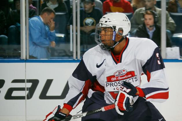 NHL Mock Draft 2013: Post-Combine Predictions for 1st-Round Picks