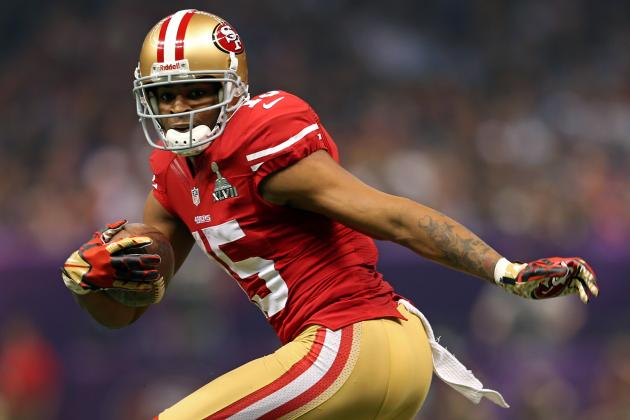 5 Reasons Each 49ers WR Could Fill Michael Crabtree's Production