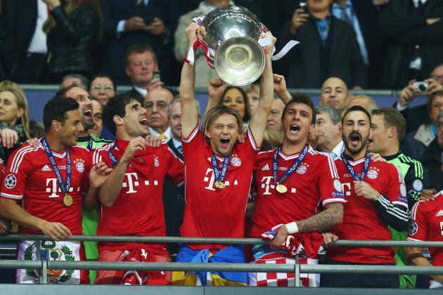 Bayern Munich: 4 European Teams Who Can Stop Bundesliga Giants Next Season