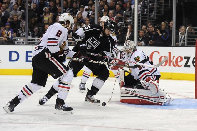 Chicago Blackhawks: What We Learned from Game 3 with the Los Angeles Kings