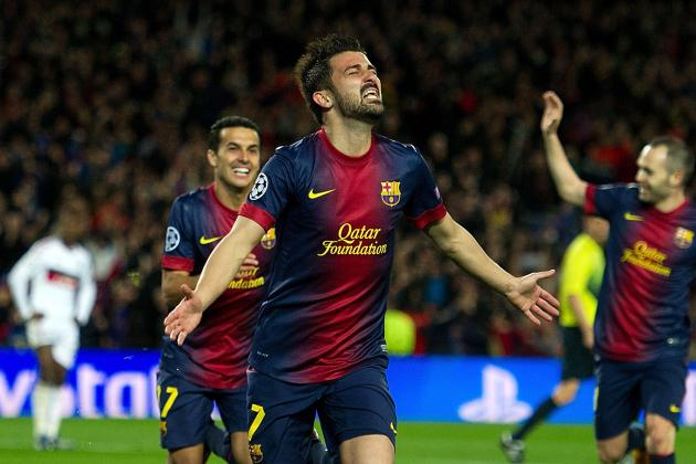 Arsenal FC Transfers: Analyzing the Pros and Cons of Signing David Villa