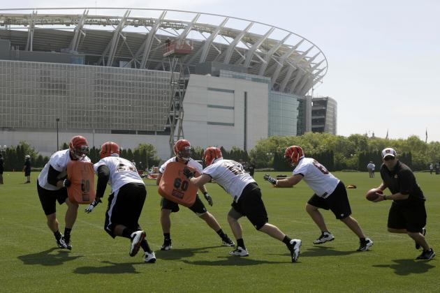 10 Things We Learned from the Cincinnati Bengals' OTAs