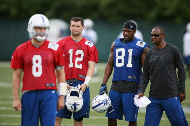 6 Things We Learned from the Colts' OTAs