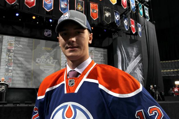 Best and Worst-Case Scenarios for the Edmonton Oilers 2013 Draft