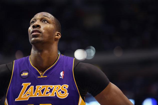 How LA Lakers Can Counter Dwight Howard Pitches from Outside Suitors