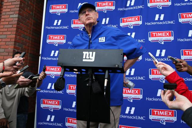 New York Giants: 5 Players Whose Stock Is on the Rise During OTAs