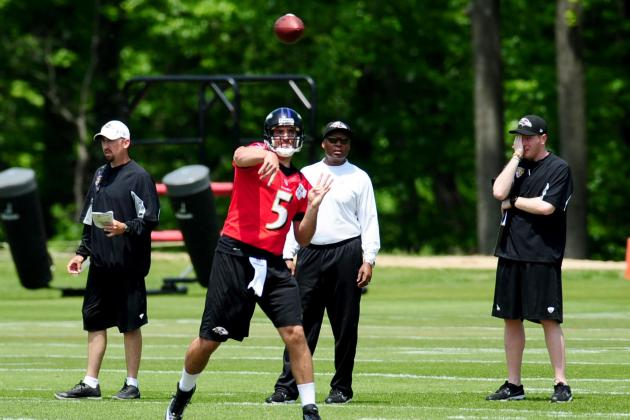 5 Things We Learned from Baltimore Ravens' OTAs