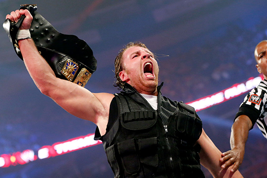 5 Potential Challengers for Dean Ambrose's U.S. Title Who Won't Devalue His Push