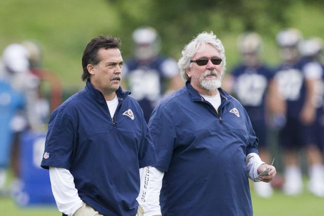 5 Things We Learned from St. Louis Rams OTAs