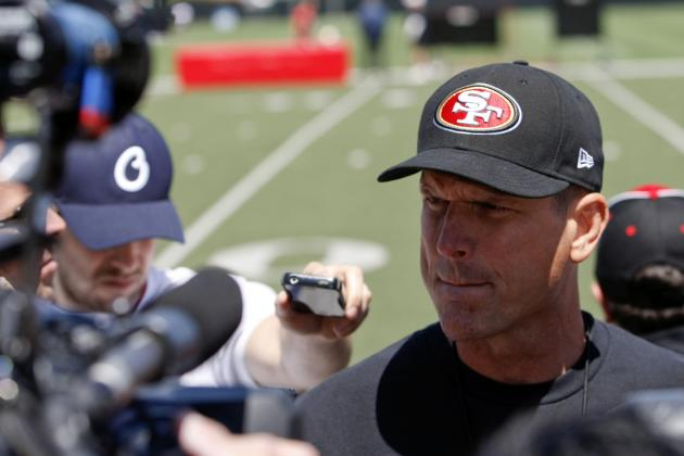 7 Things We Learned from the San Francisco 49ers OTAs
