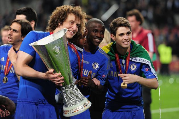 6 Greatest Moments in 2012-13 from Chelsea's Brazilians
