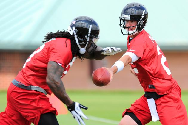 5 Things We Learned from Atlanta Falcons' OTAs