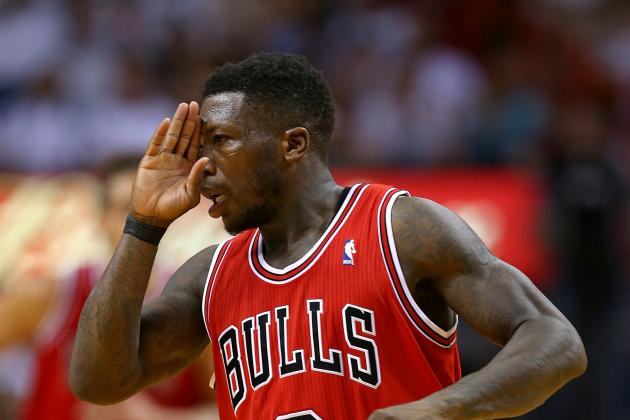 Nate Robinson: Top 5 Moments from 2012-13 Season