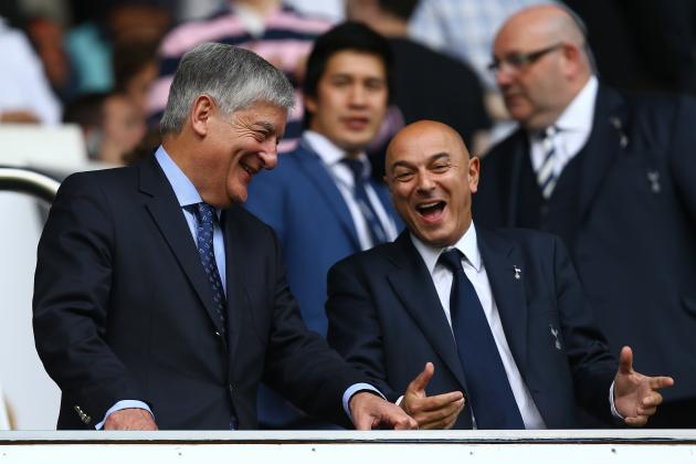 Daniel Levy's 5 Best Moves at Tottenham so Far