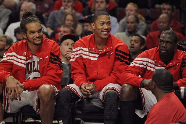 Stat Predictions for Each Chicago Bulls Starter in 2013-14