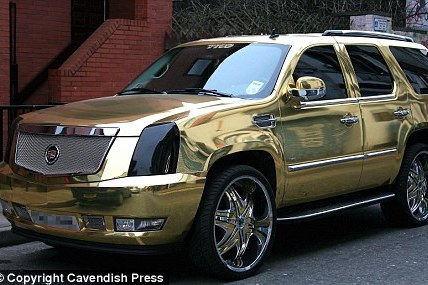 10 Ugliest Cars Owned by Footballers