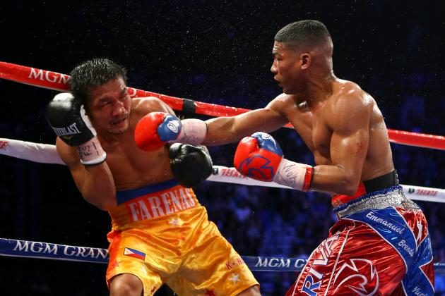 Yuriorkis Gamboa vs. Darley Perez: Preview and Prediction for Lightweight Bout