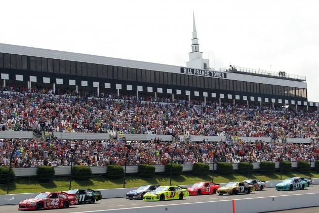 Fantasy NASCAR Picks for Poconos 400