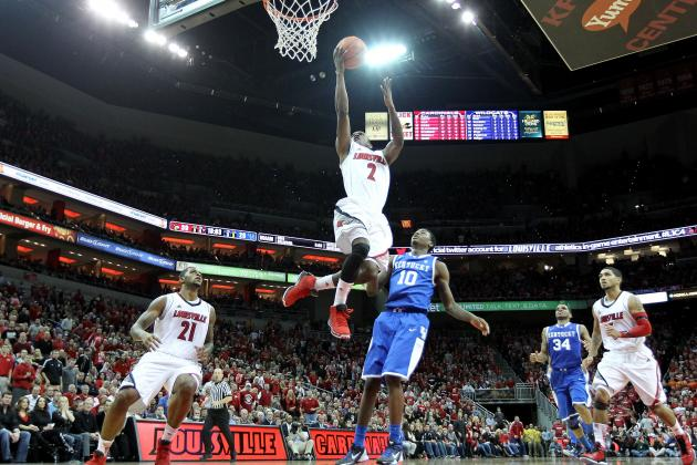 The 10 Matchups We Can't Wait to See in the 2013-14 College Basketball Season