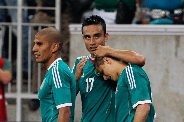 Mexico: Roster Analysis and Predictions for Confederations Cup