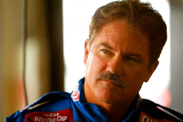 Ranking the 10 Greatest Mustaches in NASCAR History