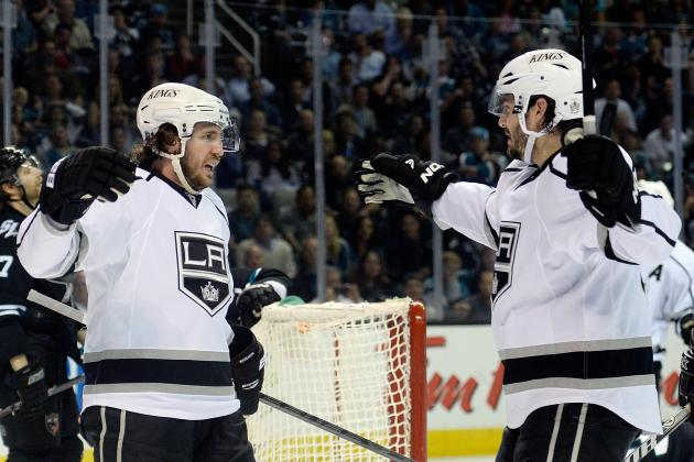 Ranking Los Angeles Kings' 3 Top Conn Smythe Trophy Candidates