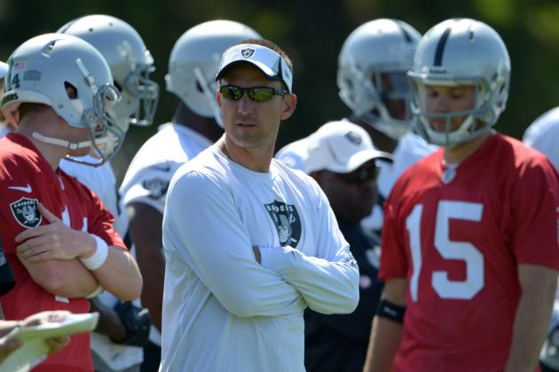 5 Things We Learned from Oakland Raiders OTAs