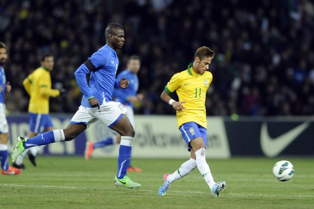 FIFA Confederations Cup 2013: 10 Stars to Watch