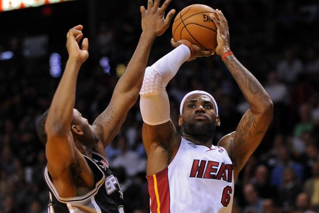NBA Finals 2013: Breaking Down Every Key Matchup