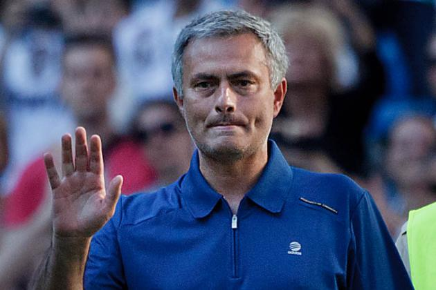 Jose Mourinho's Chelsea Career in Pictures
