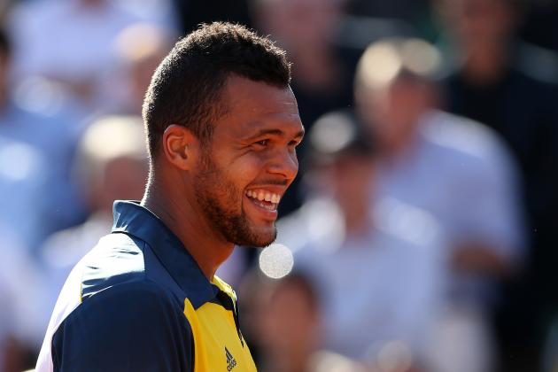 French Open 2013 Men's Semifinals: Ferrer vs. Tsonga Preview and Prediction