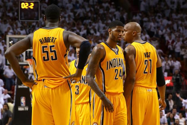 What's Next for Indiana Pacers After 2013 Playoff Breakthrough?