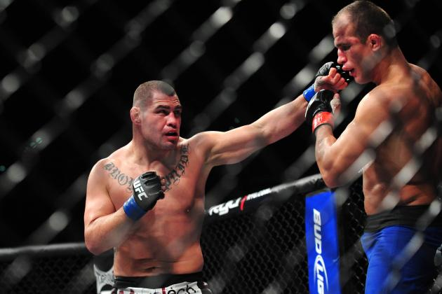 4 Reasons to Look Forward to Cain Velasquez vs. Junior Dos Santos 3