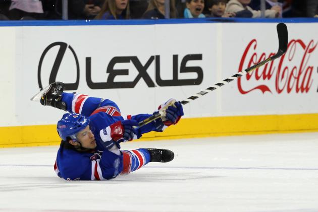 The 4 New York Rangers Who Most Need to Step Up in 2013-14 Season