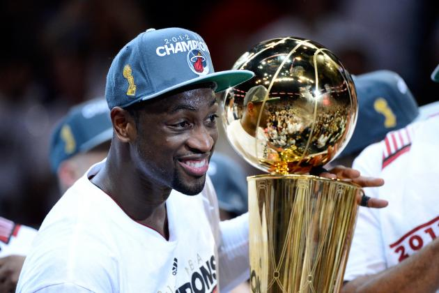 Dwyane Wade's Most Dominant NBA Finals Performances