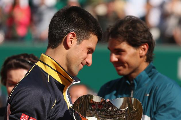 French Open 2013 Men's Semifinal: Nadal vs. Djokovic Preview and Prediction