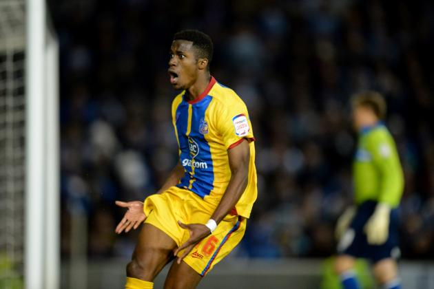5 Ways Manchester United Could Use Wilfried Zaha Next Season