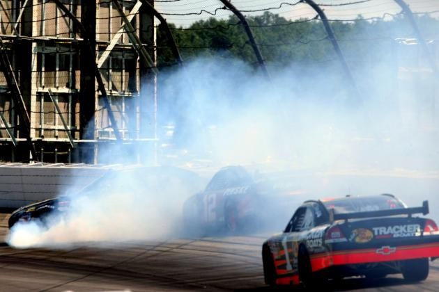 All-Time Wildest Moments at Pocono Raceway